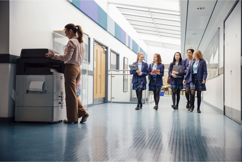 School Copier & Printer Supplier